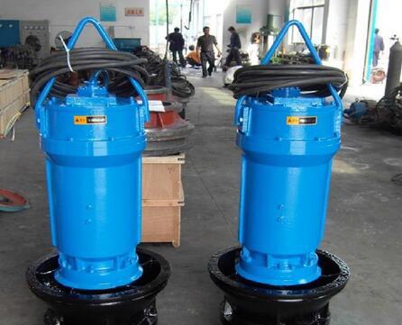 ZQB型潛水軸流泵