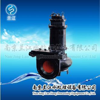 切割立式潛水排污泵