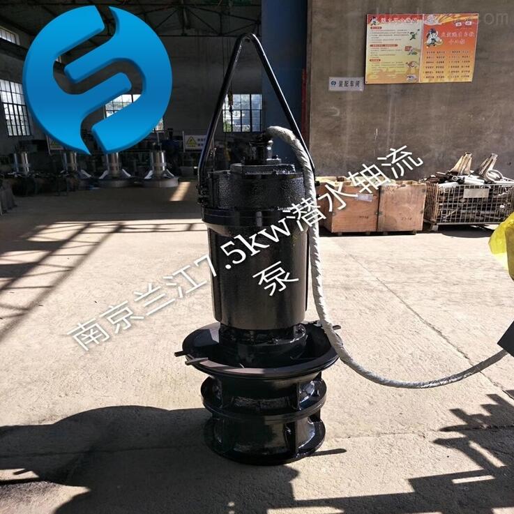 zlb潛水軸流泵