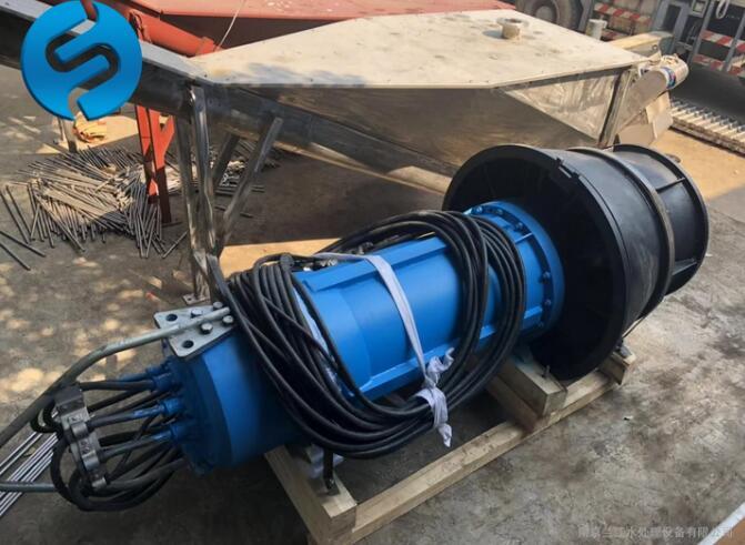 高揚程潛水軸流泵