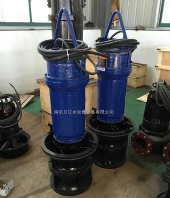 小型潛水軸流泵
