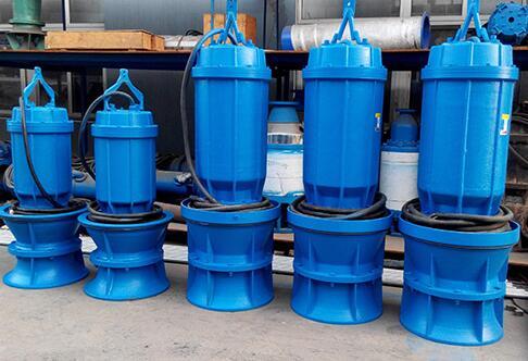 大口徑潛水軸流泵